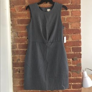 a new day Gray Fitted Dress